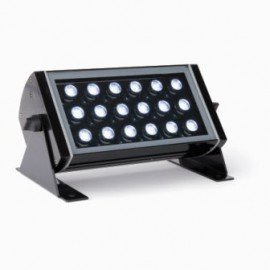 Exterior LED spotlight