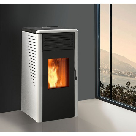 ITB10 PELLET STOVE HIGH EFFICIENCY